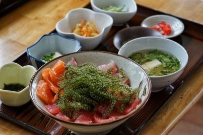 Okinawa Meal