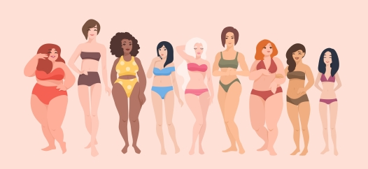 Bodies of All Shapes and Sizes